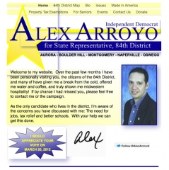 arroyo-2012campaignwebsite