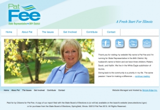 fee-2012campaignwebsite