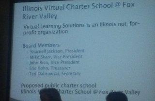 K12 Yorkville_nonprofit board