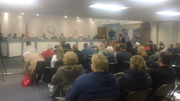 Photo from D356U K12 Inc. Public Hearing - March 27, 2013