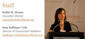 Robin Steans Executive Director Advance Illinois