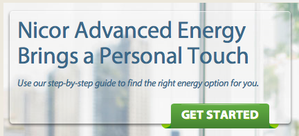 Nicor Advanced Energy LLC - Get Started